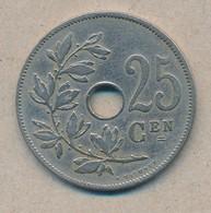 België/Belgique 25 Ct Leopold II 1908 Vl Morin 255 (160695) - 05. 25 Centimes