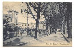 CAVA DEI TIRRENI - VIALE FERROVIA - Cava De' Tirreni