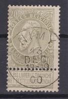N° 59 NIMY - 1893-1900 Schmaler Bart