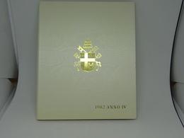 Serie Divisionale Vaticano 1982 Anno IV - Vatican