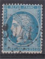 GC 3941 Thiviers Dordogne (23) (Timbre Vendu Pour Son Oblitération, En L'état) Cote 5,7 € - 1849-1876: Classic Period
