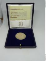 Medaglia Mondiale Di Calcio 1982 Italia Campione Del Mondo - Italia
