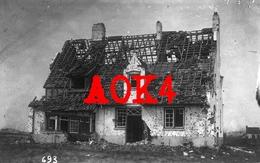 LOMBARDSIJDE Polder Huis Villa Westende Nieuwpoort IJzer Yser Marinekorps Flandern Duinen - Guerra 1914-18
