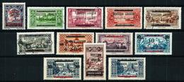 Gran Líbano (Francés) Nº 98/110 (falta Nº 102)*/(*)/º - Unused Stamps