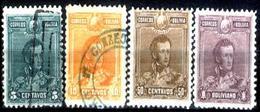 1899 Bolivia 4v. - Bolivie