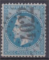GC 4022 Triaucourt Meuse (53) (Timbre Vendu Pour Son Oblitération, En L'état) Cote 12 € - Marcophilie (Timbres Détachés)