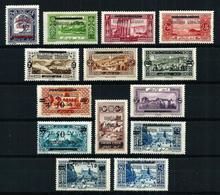 Gran Líbano (Francés) Nº 84/97 Nuevo* - Great Lebanon (1924-1945)