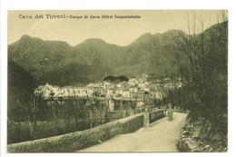 CAVA DEI TIRRENI - CORPO DI CAVA HOTEL SCAPOLATIELLO - Cava De' Tirreni