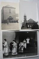 Photox6 UCCLE UKKEL Bruxelles Brussel Eglise Ligue Du Sacré Coeur - Places