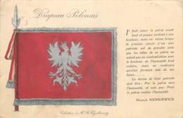Pologne - Drapeau Polonais - Polonia