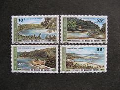 Wallis Et Futuna:  TB Serie PA N° 67 Au N°70, Neufs XX. GT. - Ungebraucht