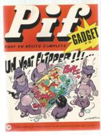 JC , PIF GADGET ,tout En Récits Complets, N° 1337 , 1971, Frais Fr 3.45 E - Pif Gadget
