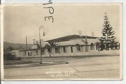 La Jolla (Californie). Womans Club. Voyagé à La Jolla (Cal), Lusambo (Congo) Et Herstal (Belgique). - Otros