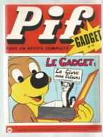 JC , PIF GADGET ,tout En Récits Complets, N° 1335 , 1970, Frais Fr 3.45 E - Pif Gadget
