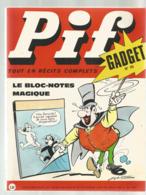 JC , PIF GADGET ,tout En Récits Complets, N° 1333 , 1970, Frais Fr 3.45 E - Pif Gadget