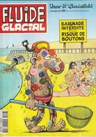 Fluide Glacial N 278 Août 1999 Baignade Interdite Risque De Boutons - Fluide Glacial