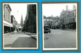 Loir Et Cher 41 * Vendôme * 2 Photos Originales 1934 - Lieux