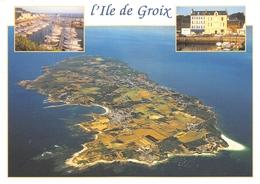 ¤¤  -   ILE De GROIX   -   Vue Aérienne     -  ¤¤ - Groix