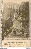 52. ORMANCEY . Monument Aux Morts . - Autres Communes