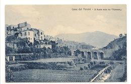 CAVA DEI TIRRENI - IL PONTE VISTO DA TOLOMEO - Cava De' Tirreni