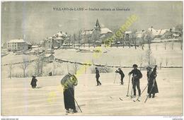 38. VILLARD DE LANS . Station Estivale Et Hivernale . - Villard-de-Lans