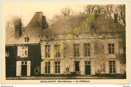 52. CHALANCEY . Le Chateau . - Autres Communes