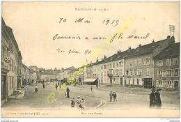 54. BACCARAT . Rue Des Ponts . CPA Animée . - Baccarat