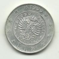 1999 - Italia 1 Lira - Storia Della Lira - Senza Confezione - Gedenkmünzen