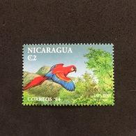 NICARAGUA. BIRD. PARROT. MNH. 5R1901H - Birds