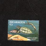 NICARAGUA. MNH. 5R1902H - Turtles