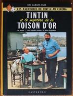 BD TINTIN - 1 - Tintin Et Le Mystère De La Toison D'or - Rééd. 1984 - Tintin