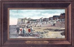 80 - Somme - MERS Les BAINS - Les Jeux Sur Le Sable A Marée Basse - Mers Les Bains
