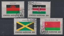 NN-/-764- MALAWI, KENYA, JAMAIQUE, BIELORUSSIE N° 394/97,  Cote 3.60 €,  Voir Scan Pour Detail ,  Liquidation - New York - Sede Centrale Delle NU