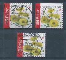 3432+a+b.   Obl.  Choisies       Cote 2.30 - Belgium