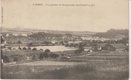 Meuse :  SAINT   MIHIEL  : Vue  Des  Baraquements  Des  Chasseurs à  Pied   1911 - Saint Mihiel