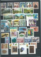 YOUGOSLAVIE : Lot De Timbres Et Blocs Neufs ** ( 95% Du Contenu) Sur 4 Pages - Colecciones (en álbumes)