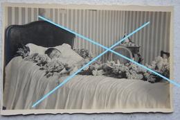 Photo POST MORTEM Enfant Child Circa 1930 Mort - Photographs