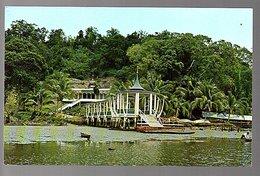Retro Brunei Jambatan Makan Ai-Raja (88-5) - Brunei