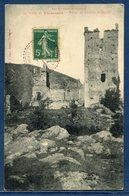 France - Carte Postale - Les Pyrénées Ariégeoises - Vallée De Vicdessos - Ruines Du Château De Miglos - Otros Municipios