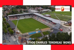 CP.STADE DE FOOTBALL.MONS  BELGIQUE   STADE CHARLES  TONDREAU     # CS. 403 - Fútbol