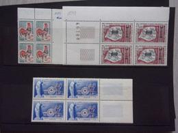 FRANCE BELLE LOT BLOC DE 4  NEUF** DEPART 1 EURO - Sammlungen