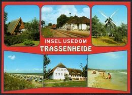 C9597 - TOP Trassenheide Usedom - Bild Und Heimat Reichenbach - Qualitätskarte - Usedom