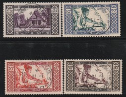 LAOS - PA N°1/4 Obl (1952) - Laos