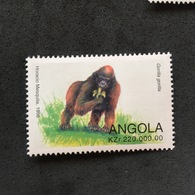 ANGOLA. MNH. 5R1909G - Gorilas