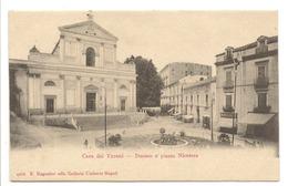 CAVA DEI TIRRENI -  DUOMO E PIAZZA NICOTERA - Cava De' Tirreni