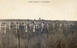 900A.    Le Cimetière - Francia