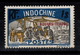 Kouang Tcheou - YV 95 NSG (*) - Unused Stamps