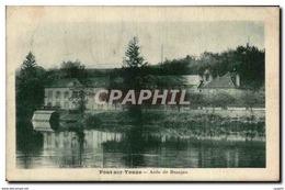 CPA Pont Sur Yonne Asile De Beaujeu - Pont Sur Yonne