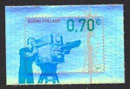 Finlande Suomi Finland 1794 Télévision - Hologrammes