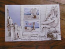 FRANCE    F5136 * *    BATAILLE DE VIMY - Neufs